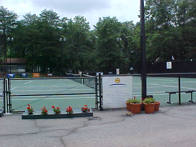 Tryon Tennis Courts